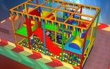 Детский игровой лабиринт Monkey