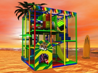 Детский игровой лабиринт Jamaica