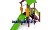 ДИК 2501 Детский игровой комплекс «Лукоморье»