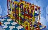 Детский игровой лабиринт Salda-2