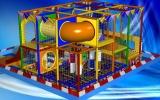 Детский игровой лабиринт Avtobus-2