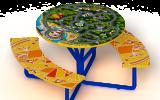 Столик детский «Игра» МФ 301.1