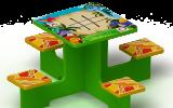Столик детский «Игра» МФ 302.1