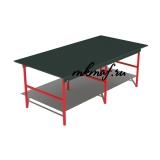 СДО 03130 Теннисный стол (перегородка из фанеры)