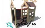 ДИФ 01100 Лесной домик