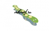 ДИФ 01151 Бум Змейка