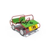 ДИФ 01170 Машинка Багги