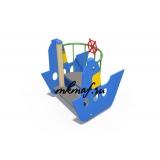 ДИФ 01260 Игровой модуль Капитан