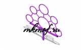 ДИФ 01270 Мишень Цветок