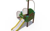 ДИО 04080 Детский игровой комплекс серии Браун Черепашка Н-750