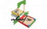 ИО 02280/И Песочница Играем вместе