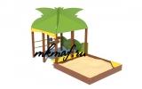 ИО 03101 Песочный дворик Маугли
