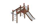 Детский игровой комплекс «Карапуз» ДИК 002.1 H=750