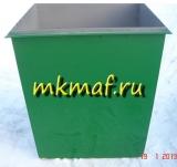 Контейнер для мусора квадратный