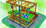 Детский игровой лабиринт Mini