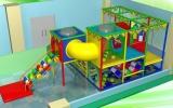Детский игровой лабиринт Liliput-3