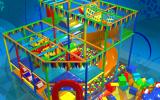 Детский игровой лабиринт Zeus